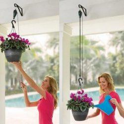 Držać za viseće biljke naslovna